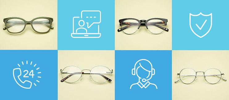 b0f3ea9fc86 5 Poor Quality Wrong Reputable online retailers get their frames and lenses  from the same place that brick-and-mortar stores do. You can find glasses  made ...