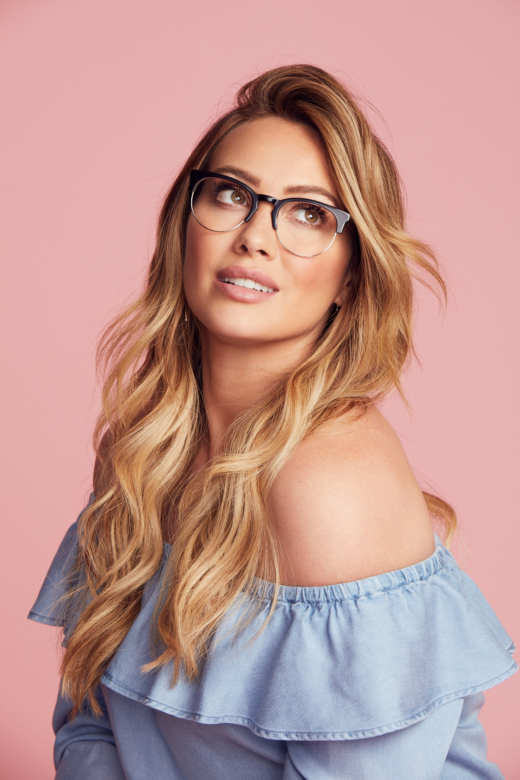 Muse x Hilary Duff Henrietta Prescription Eyeglasses Hilary Duff Eyeglasses