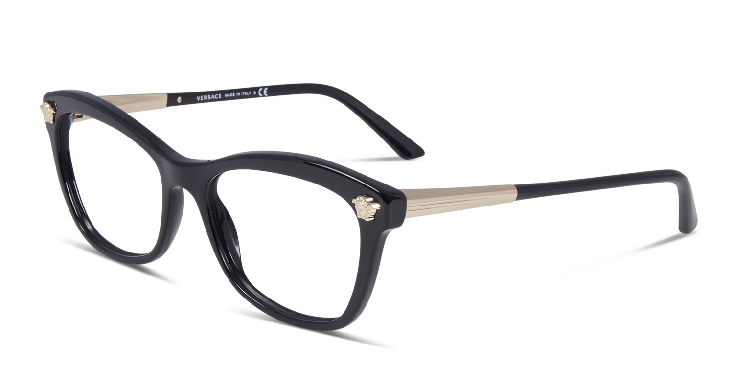 8778cacf8b8 Versace VE3224 Prescription Eyeglasses