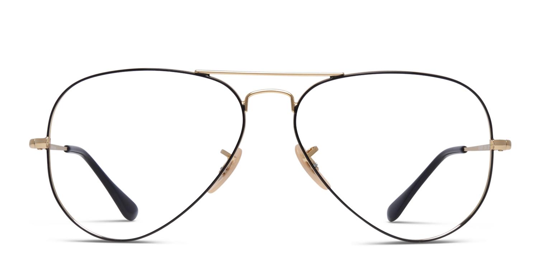 Ray-Ban 6489 Aviator Prescription Glasses