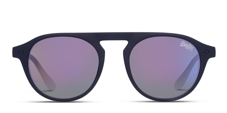 Superdry SDS Palmsprings 104 Sonnenbrille in schwarz 49/19 nLMSE
