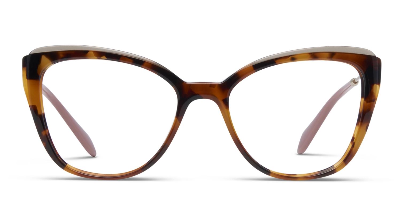 4599dc54fdf1 Miu Miu MU 02QV Prescription Eyeglasses