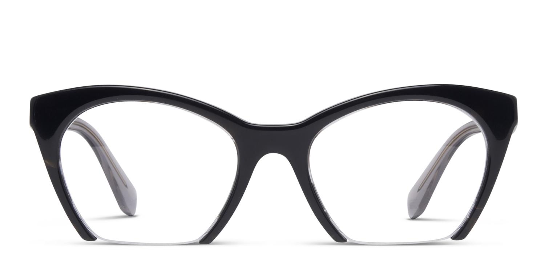 a90bd472ad7 Miu Miu MU 03QV Prescription Eyeglasses