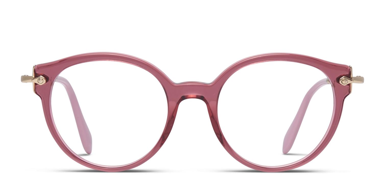 99bfaa4e8ab1 Miu Miu MU 04PV Prescription Eyeglasses