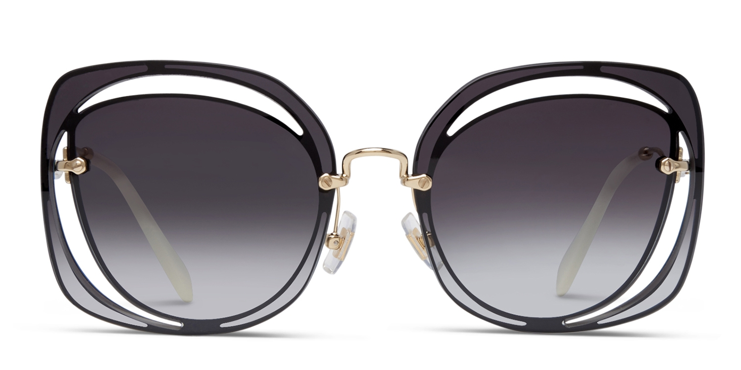 8054842c364f Miu Miu SMU 54SS Prescription Sunglasses