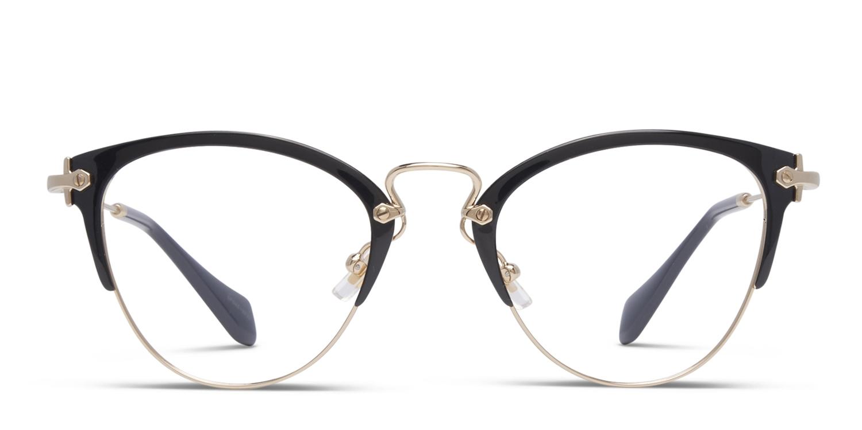 3789872b0d8 Miu Miu MU 50QV Prescription Eyeglasses