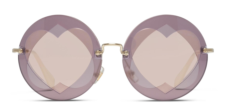 b1ef6eba582d Miu Miu MU 01SS Sunglasses