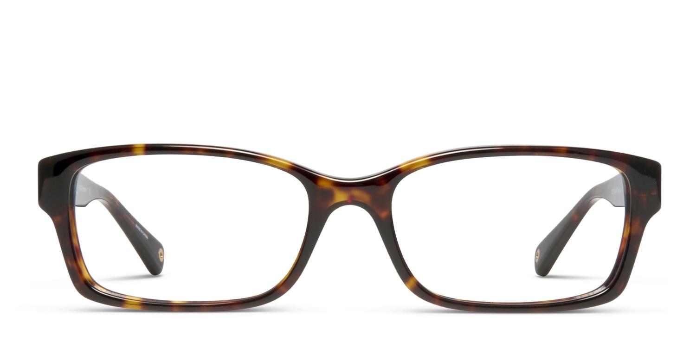 a53f42eb57 Coach HC6040 Brooklyn Prescription Eyeglasses