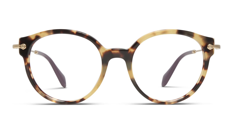 d146e13807 Miu Miu MU 04PVA Prescription Eyeglasses
