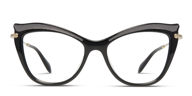 925551d530 Miu Miu MU 06PVA Prescription Eyeglasses