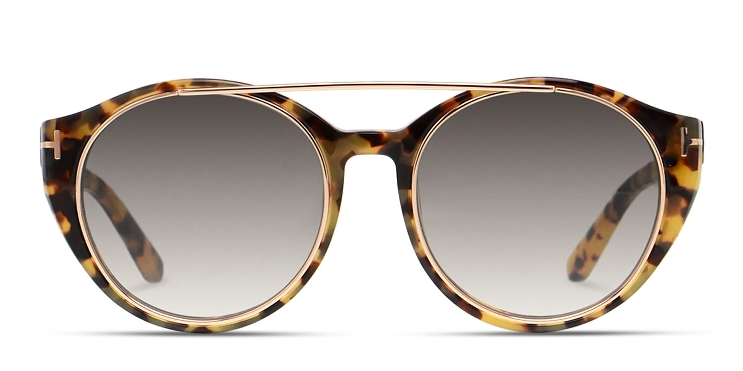 9be34b87e423 Tom Ford Joan Prescription Sunglasses