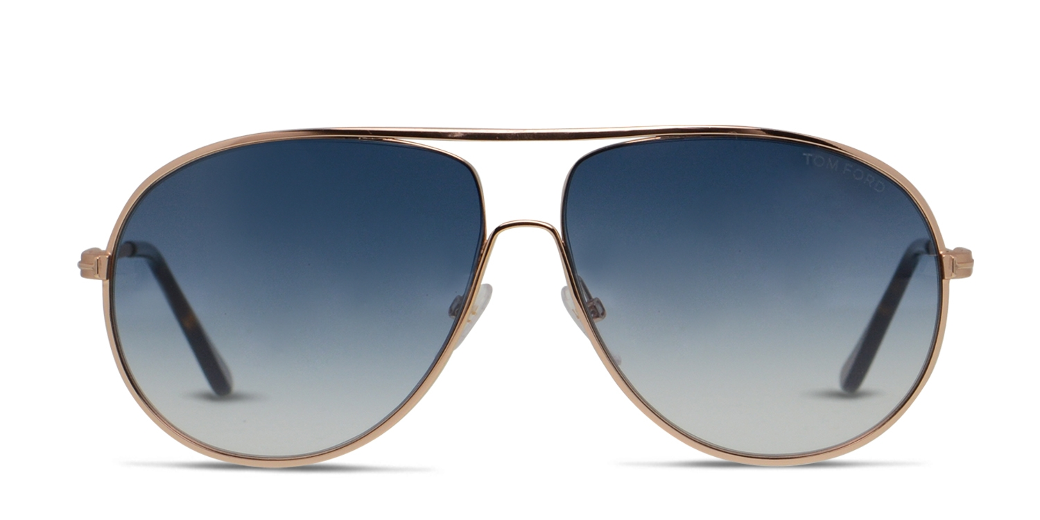 0748afe8458ea Tom Ford Cliff Prescription Sunglasses