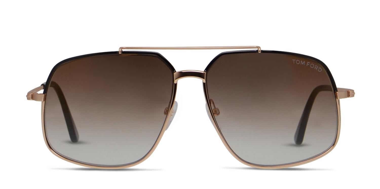 60b43458a4a Tom Ford Ronnie Prescription Sunglasses