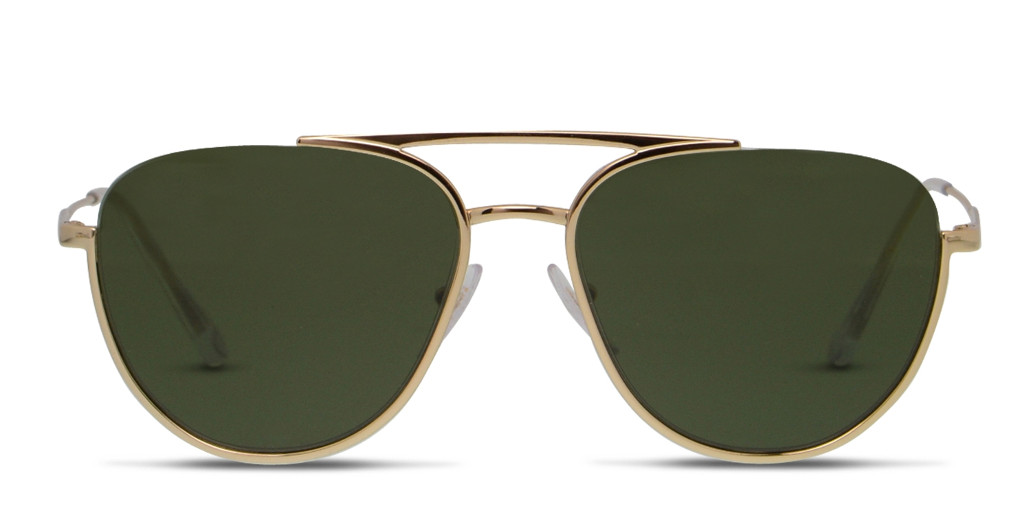 e9af812aa317 Prada PR 50US. Be the first to review this product. Color Gold   Green. Size  56–17–140