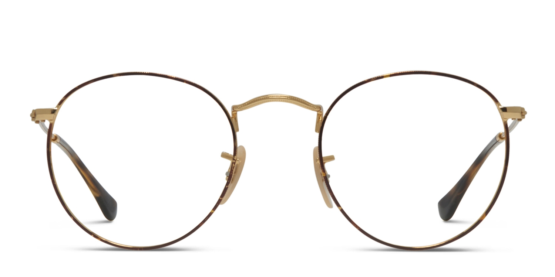 94560b00f4a1 Ray-Ban 3447V Round Metal Prescription Eyeglasses