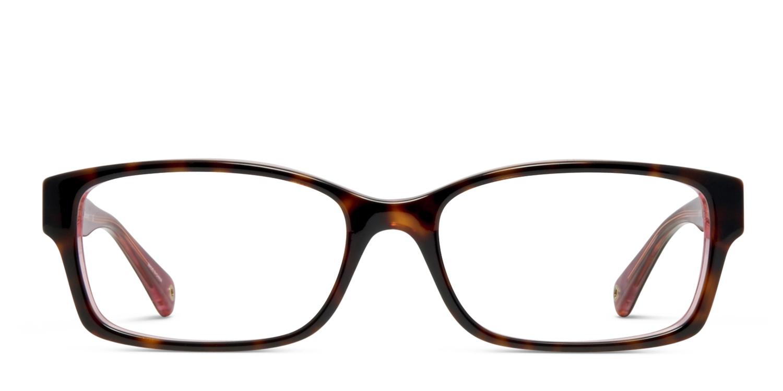4598fa70bb4 Coach HC6040 Brooklyn Prescription Eyeglasses