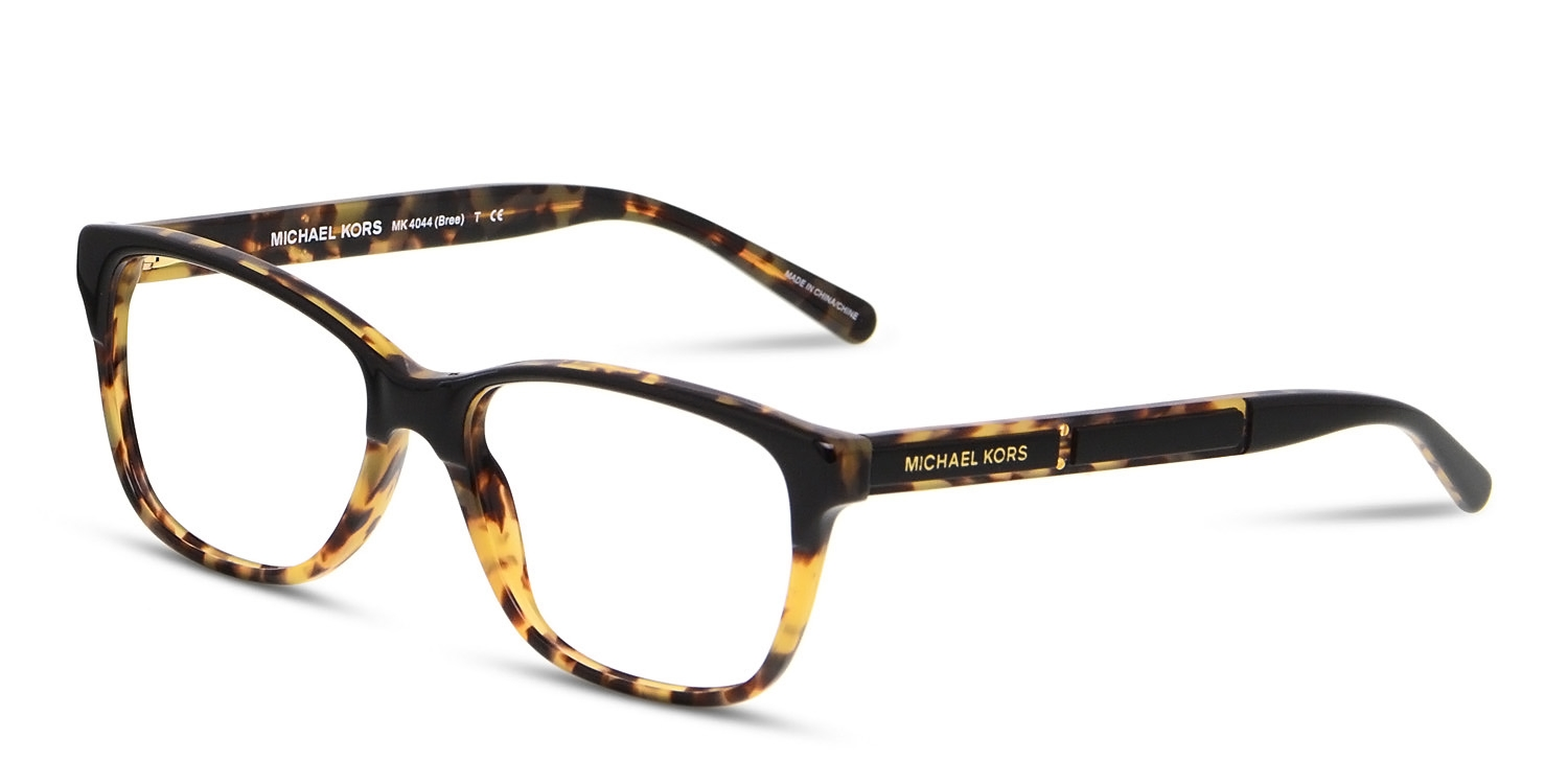 d43a4492bb5c Michael Kors Bree Prescription Eyeglasses