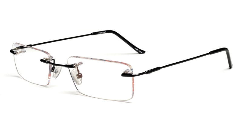 Eyeglass Frames In Las Vegas : Discount on Vegas Black Rx Eyeglasses - Save on Eye ...