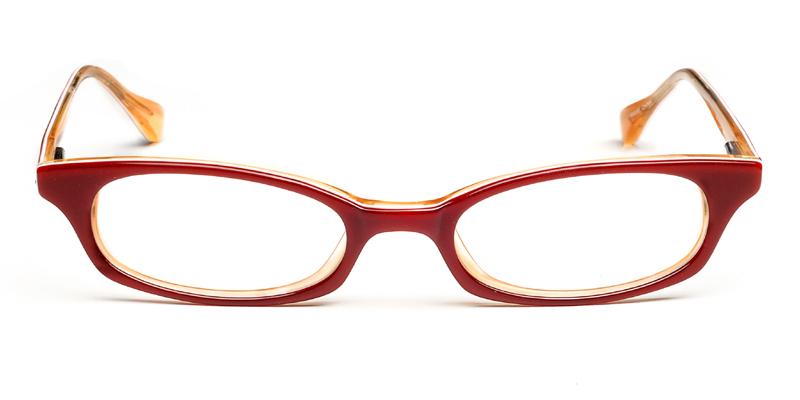 79ef9fb1db1 Hilarie Red Prescription Glasses From  39