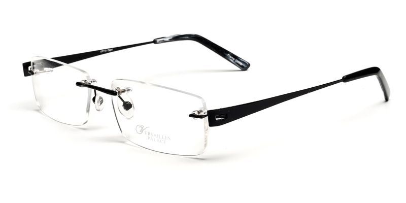 Discount on Columbus Black Eyeglass Frames - Save on Eye ...