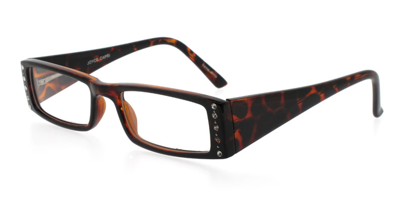 discount on joyce tortoise shell rx eyeglasses save on