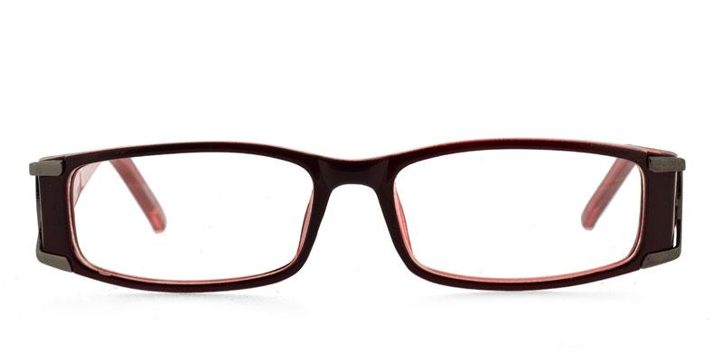 b387eed4380 Tiffany Burgundy Prescription Eyeglasses From  78