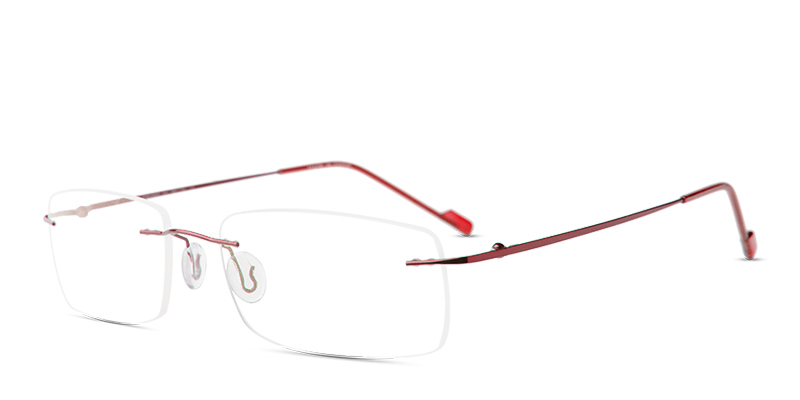 Cheap Eyeglasses Henry Burgundy;