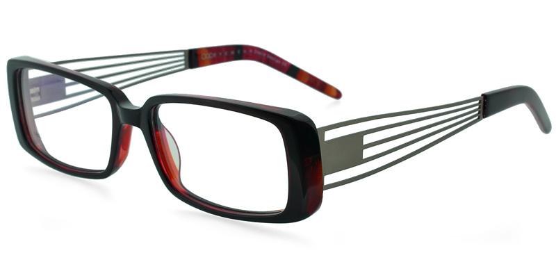 Optical Eyeglass Frames One EG3430 Burgundy