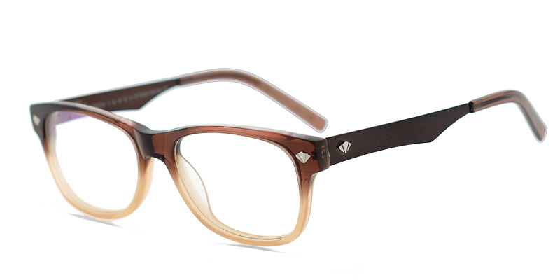 Cheap Eyeglasses One EG35 Clear Brown