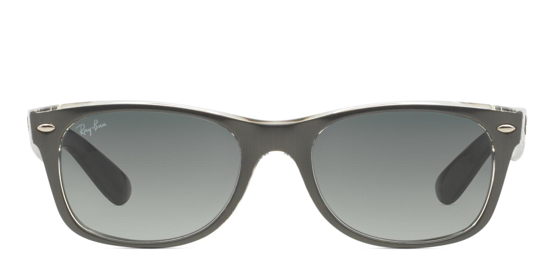 0ebabebaa89f Ray-Ban 2132 New Wayfarer Prescription Sunglasses