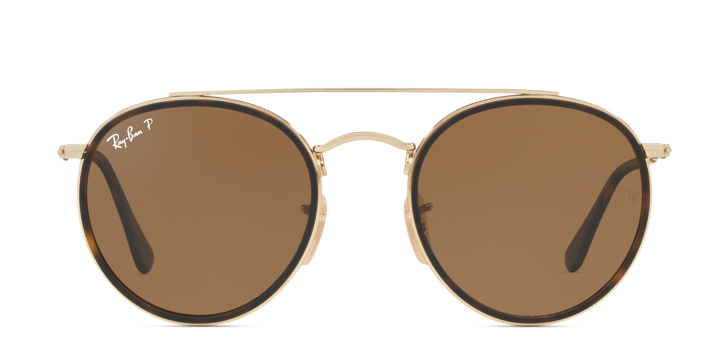 859a82b935d Ray-Ban 3647N. (1). Color Brown   Gold