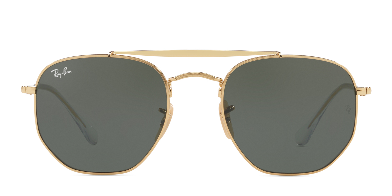142037732bd69 Ray-Ban 3648 The Marshal Prescription Sunglasses