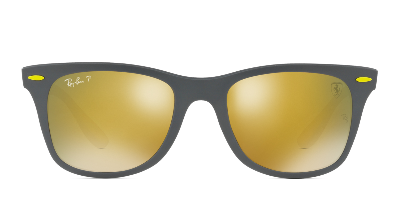 3efb504f22 Ray-Ban 4195 Wayfarer Liteforce Prescription Sunglasses
