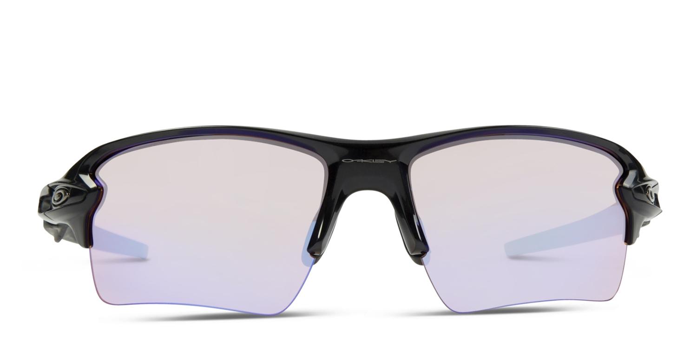 001a9e33120 Oakley Flak 2.0 XL Black w Red Sunglasses