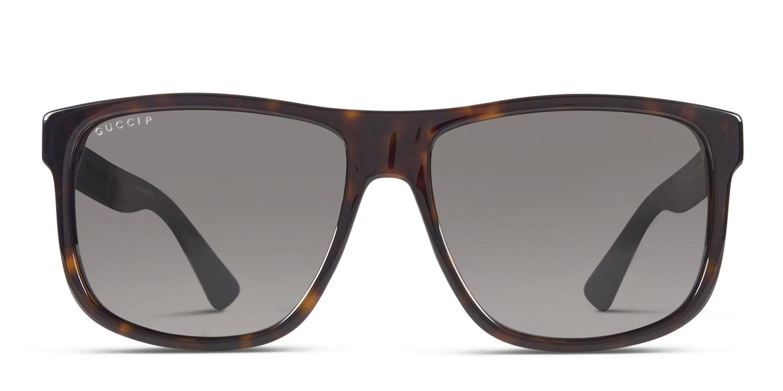 a74e2f9c231 Gucci GG0010S Prescription Sunglasses