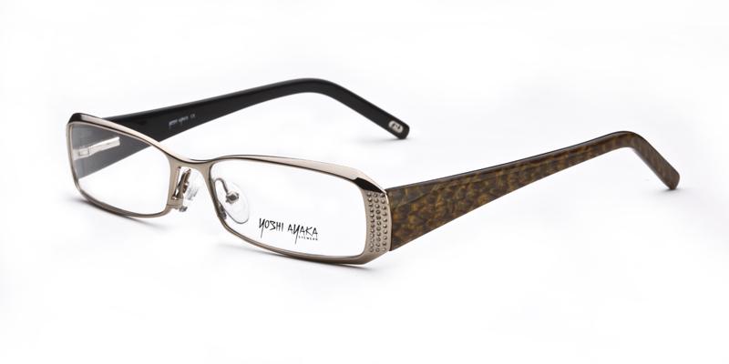 13eb9b093861 Yoshi Ayaka 3066 Gold Eyeglass Frames - shoponlineone0001