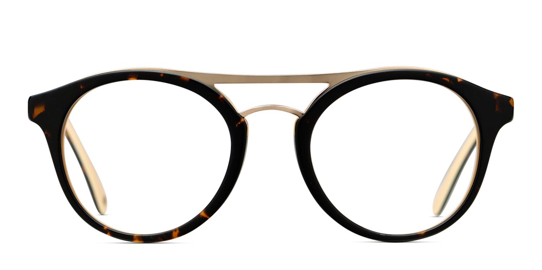 1d1f7e2fde Carolina Lemke CL5333 Tortoise Prescription Eyeglasses