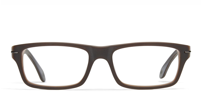 Ed hardy eho711 eyeglasses vintage tattoo eho 711 brown ...