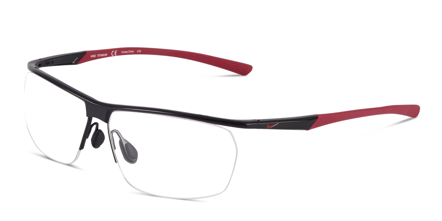03d715a7ec Nike 6060 Prescription Eyegles. Nike 6060 Gles Anium Sports Frames Eyeconic