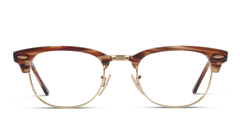 1ced04cda6 Ray-Ban 5154 Clubmaster Prescription Eyeglasses