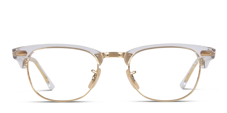 Ray-Ban 5154 Clubmaster Prescription Eyeglasses