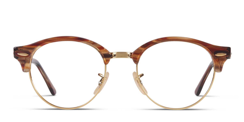 2a6b8eecad274 Ray-Ban 4246V Clubround Prescription Glasses