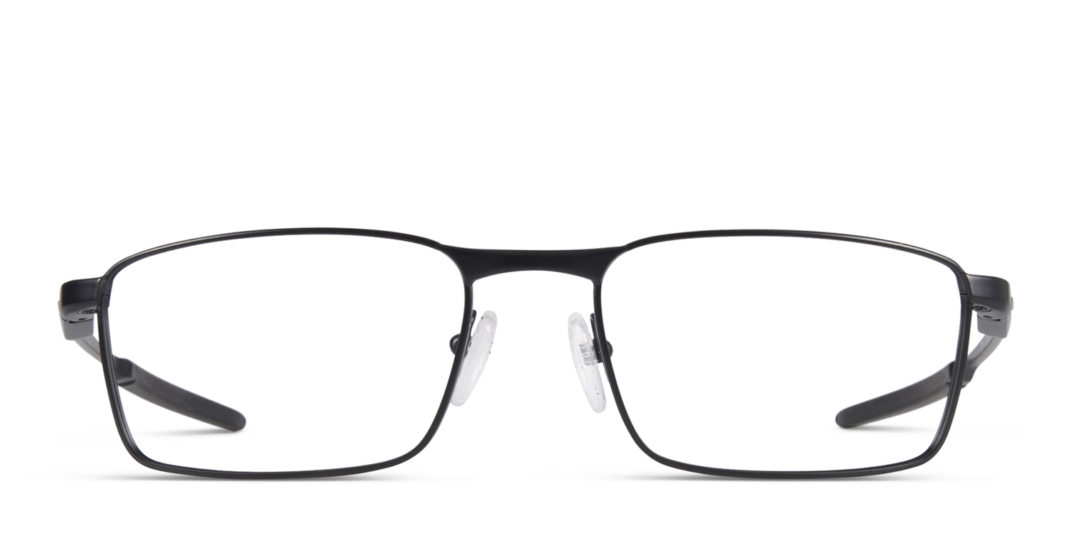 cda667d76c OAKLEY FULLER OX3227 0155 Polished Black new with case and cleaning  ...,Image is loading OAKLEY-FULLER-OX3227-0155-Polished-Black-new-with-