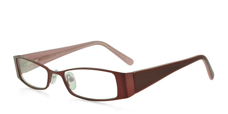 First Lady Burgundy Cheap Eyeglasses