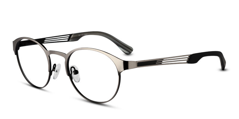 Cheap Eyeglasses Freud Gunmetal;