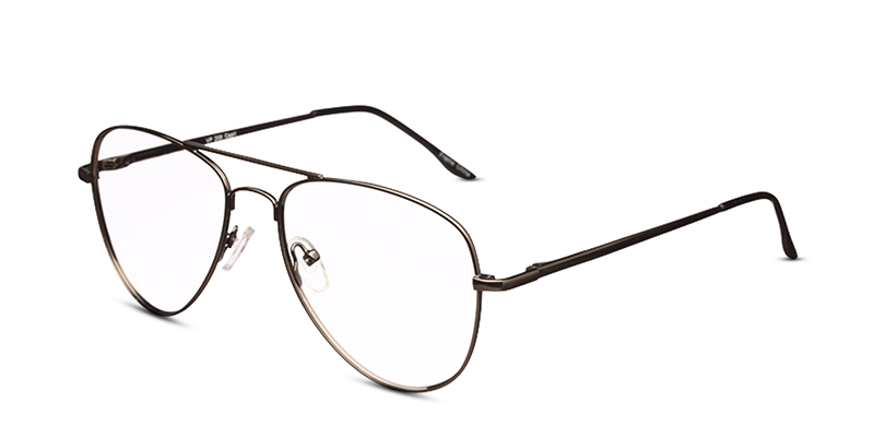 Cheap Eyeglasses Florence Gunmetal;