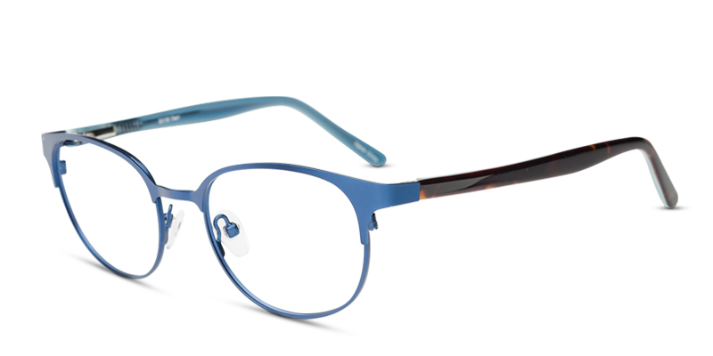 Cheap Eyeglasses Bronte Blue w/Tortoise;