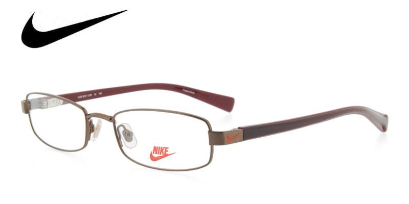 068bf0f954f Nike 8031 Bronze Designer Prescription Glasses For Sale - Found ...