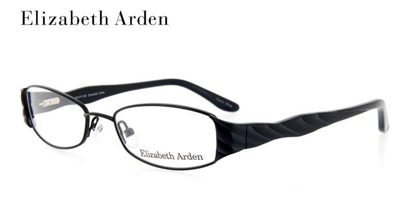 93edb76bbbbe7 Elizabeth Arden EA1071 Black Designer Prescription Glasses Low Price ...
