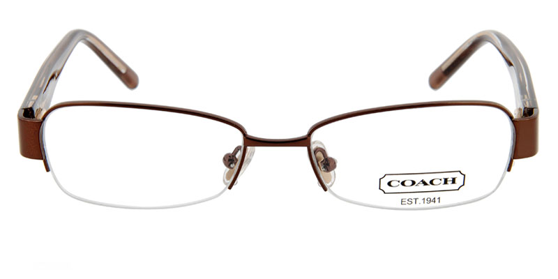 3aec588e6d1 Coach Cheyenne Brown Prescription Eyeglasses From  159